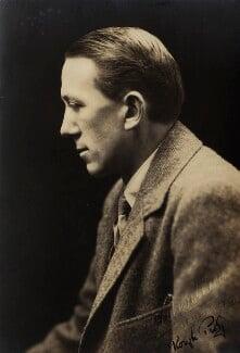 Sir Gerald Du Maurier, by Ruth Bartlett, for  Valentine - NPG x44914