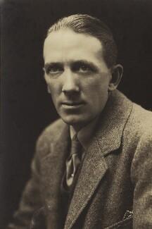 Sir Gerald Du Maurier, by Ruth Bartlett, for  Valentine - NPG x44917
