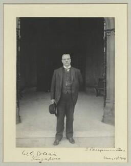 William Graeme St Clair, by Benjamin Stone - NPG x44950