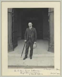 William Waldegrave Palmer, 2nd Earl of Selborne, by Benjamin Stone - NPG x44956