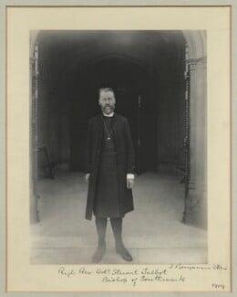Edward Stuart Talbot, by Benjamin Stone - NPG x44983