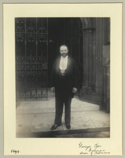 George Tye, by Benjamin Stone, 1898 - NPG x44989 - © National Portrait Gallery, London