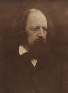 Alfred, Lord Tennyson, by Julia Margaret Cameron - NPG x44992