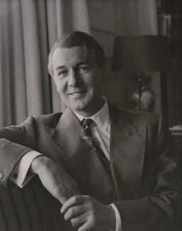 Sir Michael Redgrave, by Alexander - NPG x45113