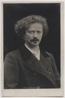 Ignace Jan Paderewski, by Unknown photographer - NPG x45118