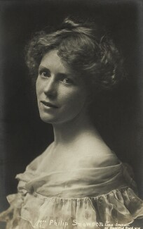 Ethel Snowden (née Annakin), Viscountess Snowden, by Lena Connell (later Beatrice Cundy) - NPG x45188