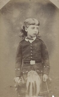 Prince Albert Victor, Duke of Clarence and Avondale, by Unknown photographer - NPG x45221