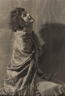 Rosalinde Fuller, by Dudley Glanfield, October 1928 - NPG x45238 - © reserved; collection National Portrait Gallery, London