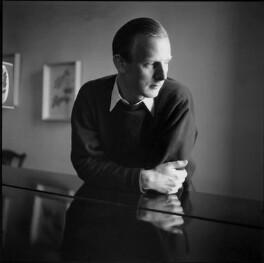 John Addison, by Lida Moser, 1953 - NPG x45306 - © National Portrait Gallery, London