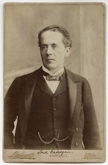 George Henry Cadogan, 5th Earl Cadogan, by Lafayette - NPG x45464