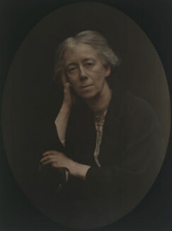 Dame Adelaide Mary Anderson, by Olive Edis - NPG x45501