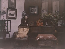 Olive Edis - Person - National Portrait Gallery