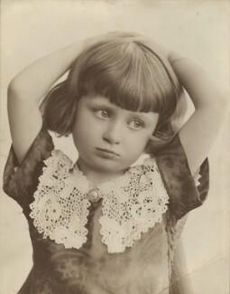 Lallie Charles Cowell (née Martin), by Rita Martin - NPG x45704
