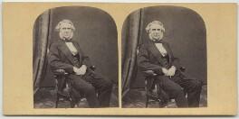 Sir Robert Christison, 1st Bt, by John Moffat - NPG x45706