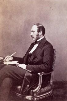 Prince Albert of Saxe-Coburg-Gotha, by John Jabez Edwin Mayall - NPG x24128
