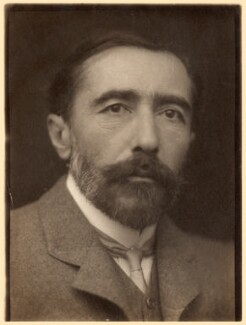 Joseph Conrad, by George Charles Beresford, 1904 - NPG x6360 - © National Portrait Gallery, London