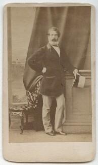 Henry John Chetwynd-Talbot, 18th Earl of Shrewsbury, 11th Earl of Waterford and 3rd Earl Talbot, by Caldesi, Blanford & Co - NPG x45952