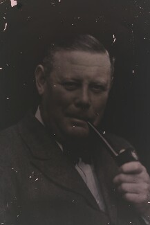 Sir Eric Campbell Geddes, by Olive Edis - NPG x45979