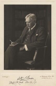 Arthur Christopher Benson, by Vandyk - NPG x4609