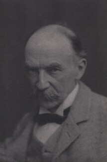 Thomas Hardy, by Thomas Perkins - NPG x4616