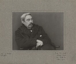 Henry Harland, by Unknown photographer - NPG x4617