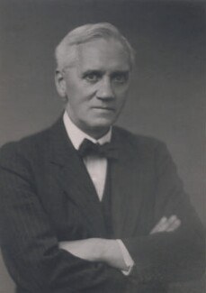Alexander Fleming, by Walter Stoneman, July 1943 - NPG x32769 - © National Portrait Gallery, London