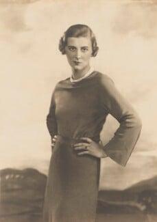 Princess Marina, Duchess of Kent, by Dorothy Wilding, October 1934 - NPG x46511 - © William Hustler and Georgina Hustler / National Portrait Gallery, London