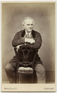 Sir William Cunliffe Brooks, 1st Bt, by Maull & Co - NPG x46525
