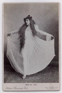 Mimi St Cyr, by Oscar Remandas, for  London Stereoscopic & Photographic Company - NPG x46541