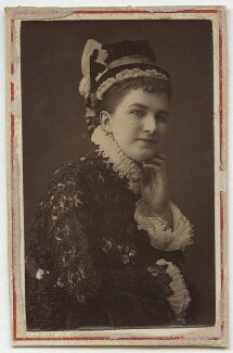 Nelly (Nellie) Bromley as Mrs Hebblethwaite in 'On Bail', by Unknown photographer - NPG x4682