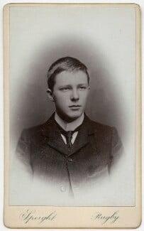 Rupert Brooke, by Speight, 1903 - NPG x4696 - © National Portrait Gallery, London