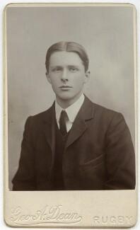 Rupert Brooke, by George Augustus Dean Jr, 1905 - NPG x4697 - © National Portrait Gallery, London