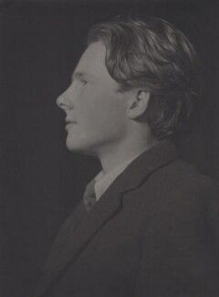 Rupert Brooke, by Vernon Henry Mottram, circa 1907 - NPG x4700 - © reserved; collection National Portrait Gallery, London