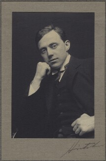 Herbert Gastineau Earle, by Ernest Walter Histed - NPG x47000