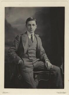 Francis Richard Henry Penn Curzon, 5th Earl Howe, by Lafayette - NPG x47106