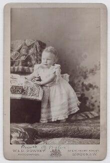 Prince Edward, Duke of Windsor (King Edward VIII), by W. & D. Downey - NPG x47133
