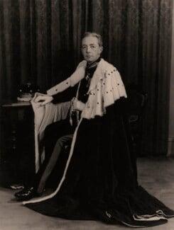 Daniel Stewart Thomas Bingham Dixon, 2nd Baron Glentoran, by Hay Wrightson - NPG x47172