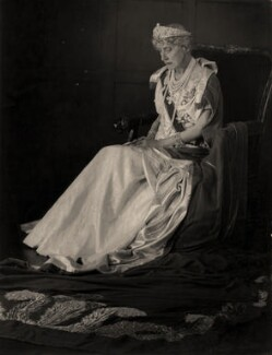Princess Marie Louise of Schleswig-Holstein, by Hay Wrightson Ltd - NPG x47173
