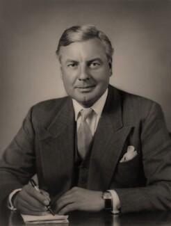 John Howard Cordle, by Hay Wrightson - NPG x47187