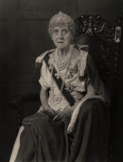 Princess Marie Louise of Schleswig-Holstein, by Hay Wrightson Ltd - NPG x47216