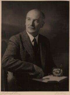 Sir Geoffrey Stuart Thompson, by Hay Wrightson Ltd - NPG x47246