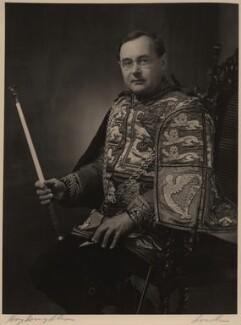 George Drewry Squibb, by Hay Wrightson Ltd - NPG x47247