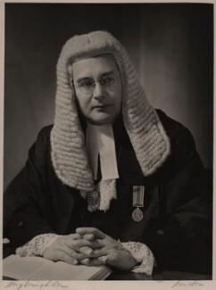 George Drewry Squibb, by Hay Wrightson Ltd - NPG x47248