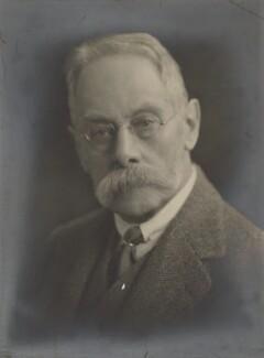 Sir Frederick Pollock, 3rd Bt, by Lafayette - NPG x47283