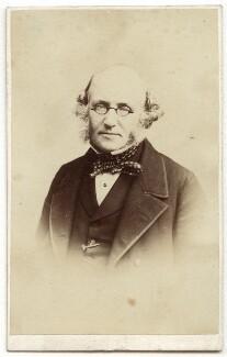 John Brown, by Thomas Rodger - NPG x4731