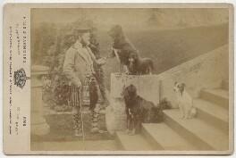 John Brown, by Hills & Saunders, early 1880s - NPG x4732 - © National Portrait Gallery, London