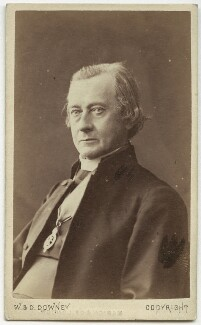 Edward Harold Browne, by W. & D. Downey - NPG x4734