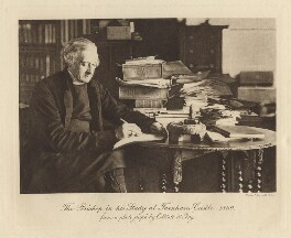 Edward Harold Browne, by Walker & Boutall, after  Elliott & Fry - NPG x4736