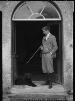 John Francis Arundell, 16th Baron Arundell of Wardour, by Lafayette - NPG x47477