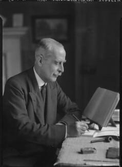 Sir George Grey Aston, by Lafayette - NPG x47486